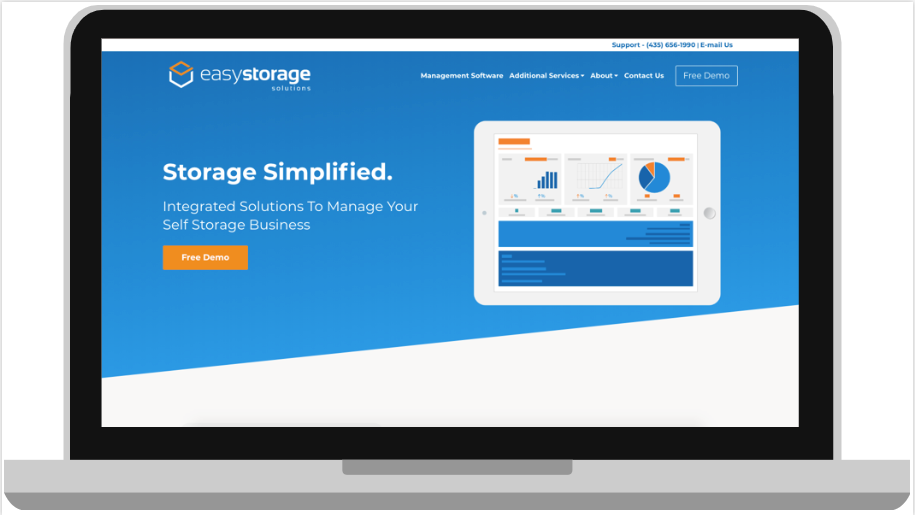 Image Of Easy Storage Solutions New Website