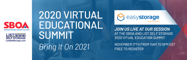 Join Us at 2020 Virtual Education Summit Bring It On 2021